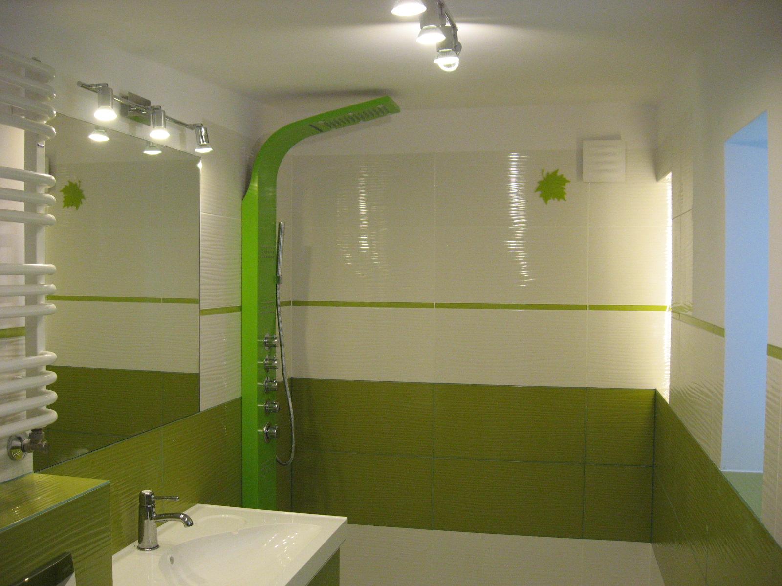 Łazienka -  remont