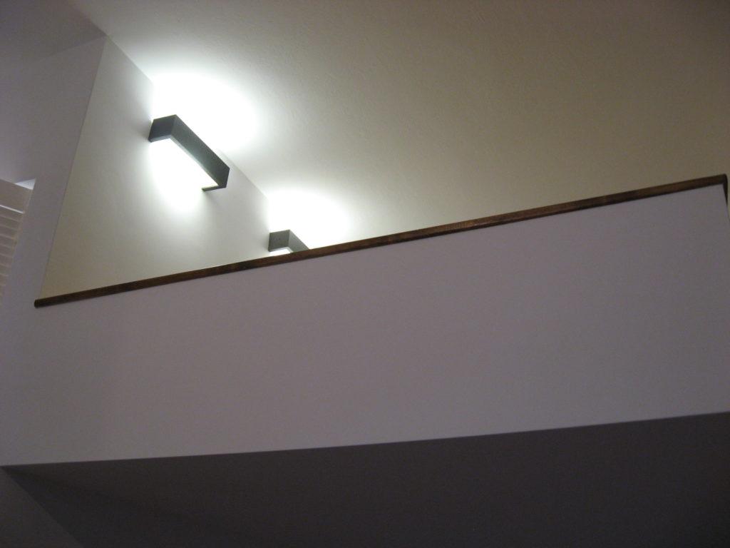 oświetlenie na antresoli oleba