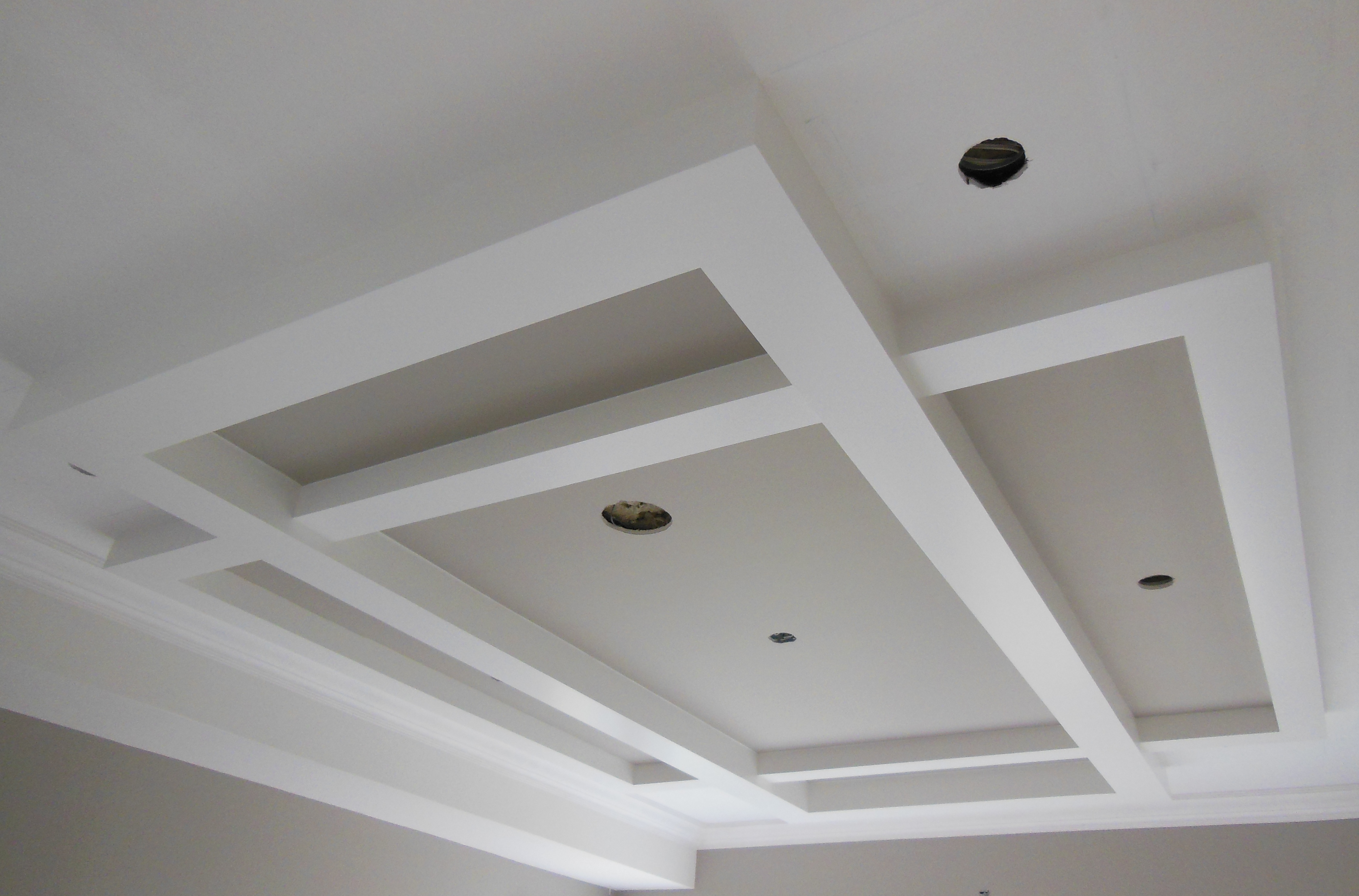 G adzi gipsowa sufity podwieszane a b c remonty oleba for Gips decor ceiling
