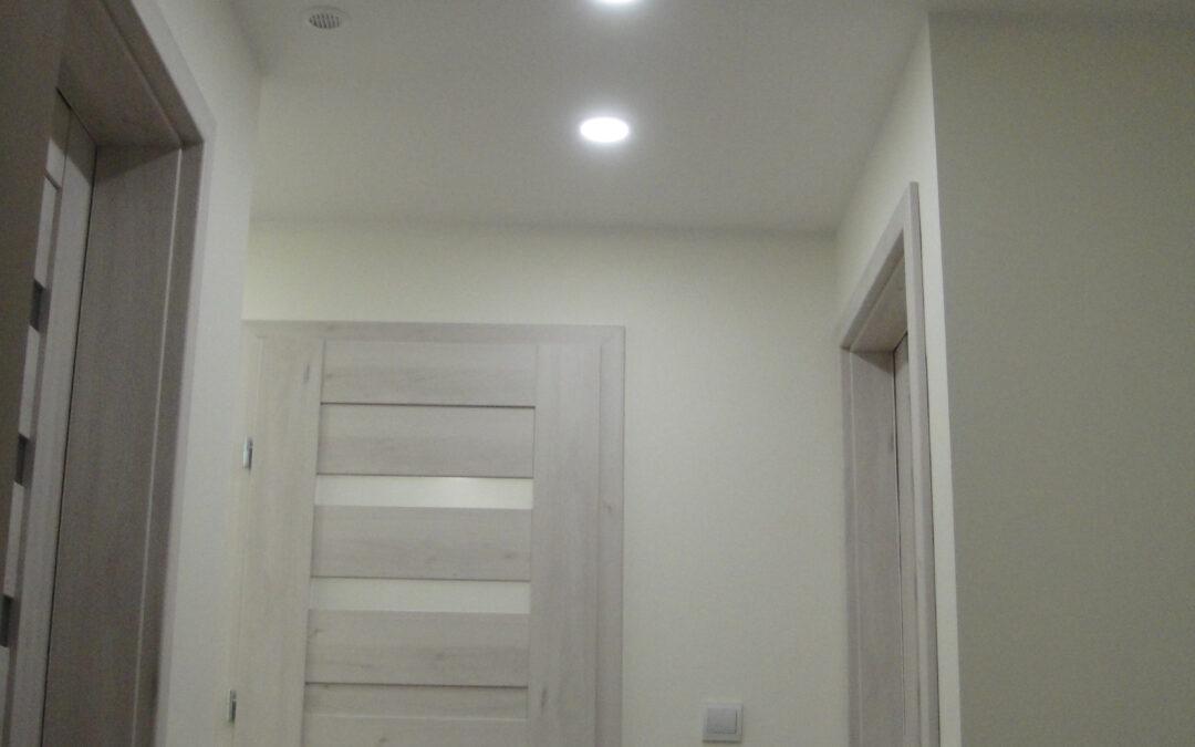 Remont mieszkania 38 m2
