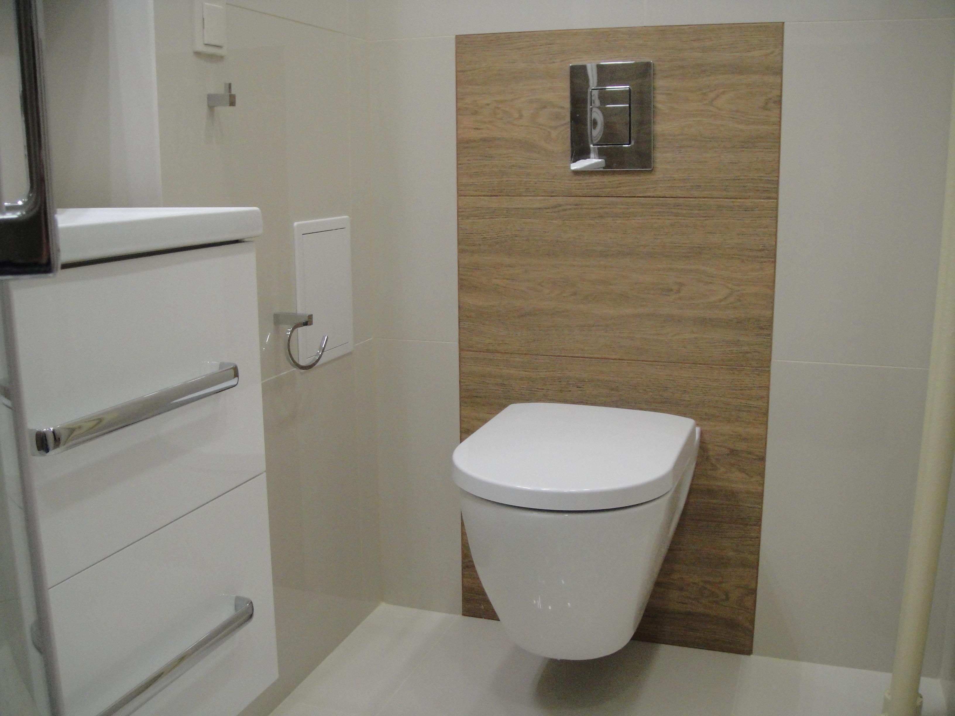 Przebudowa łazienki z bloku