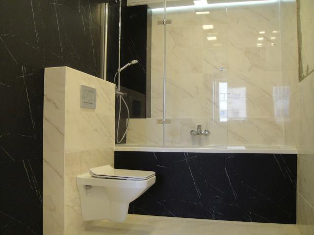 Łazienka przebudowa i wykończenie