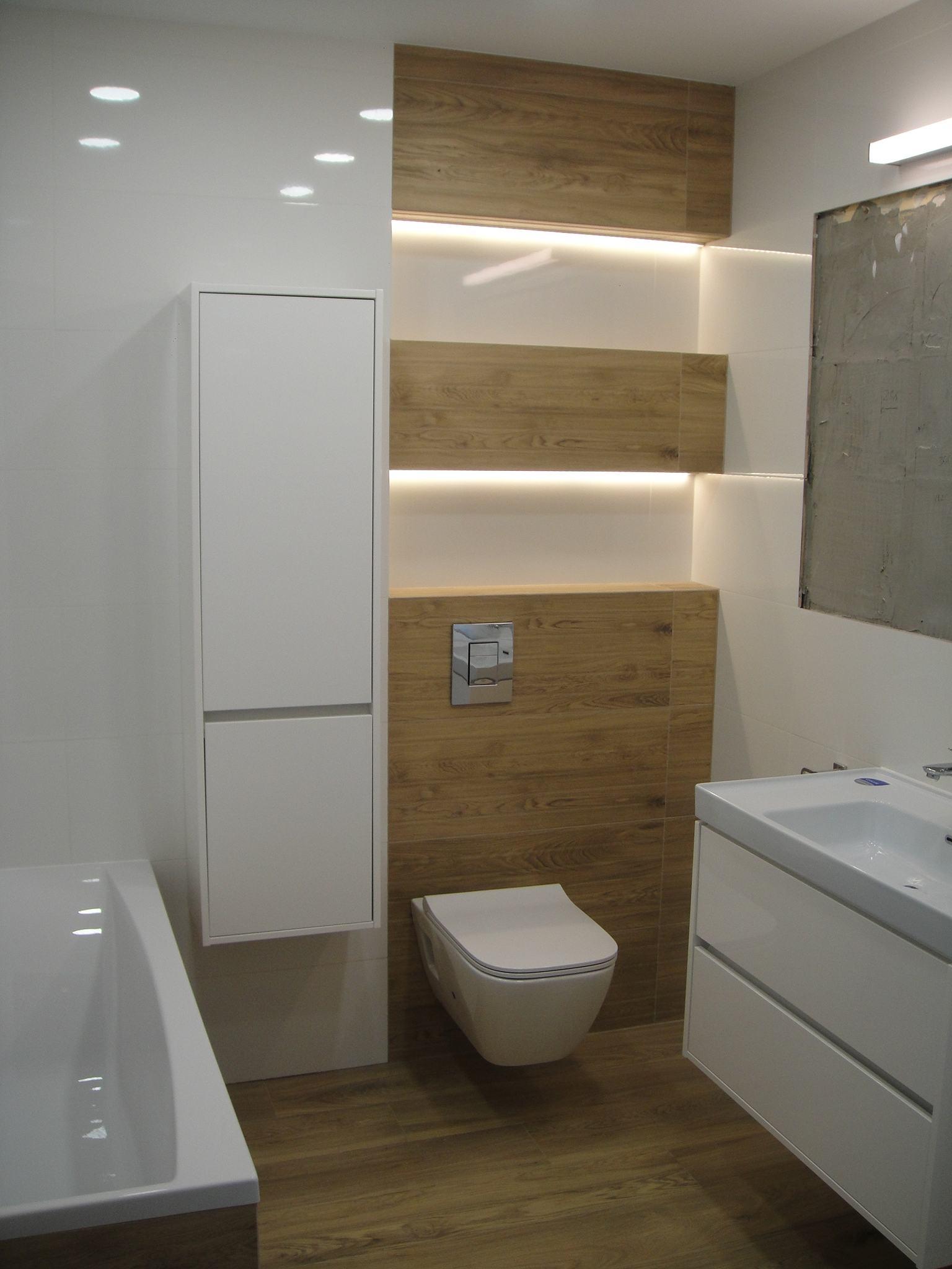Remont łazienki w bloku