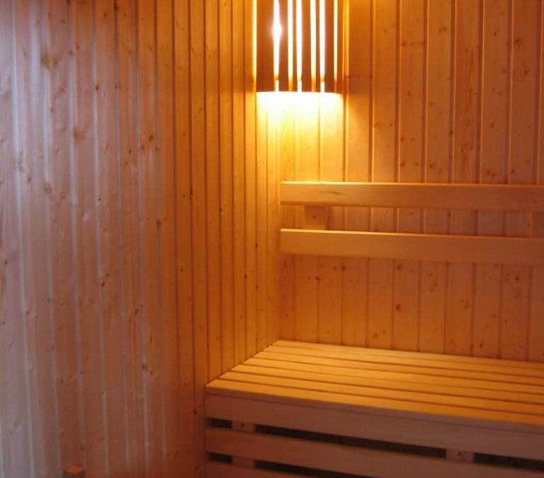 Sauna Fińska w łazience maksimum komfortu