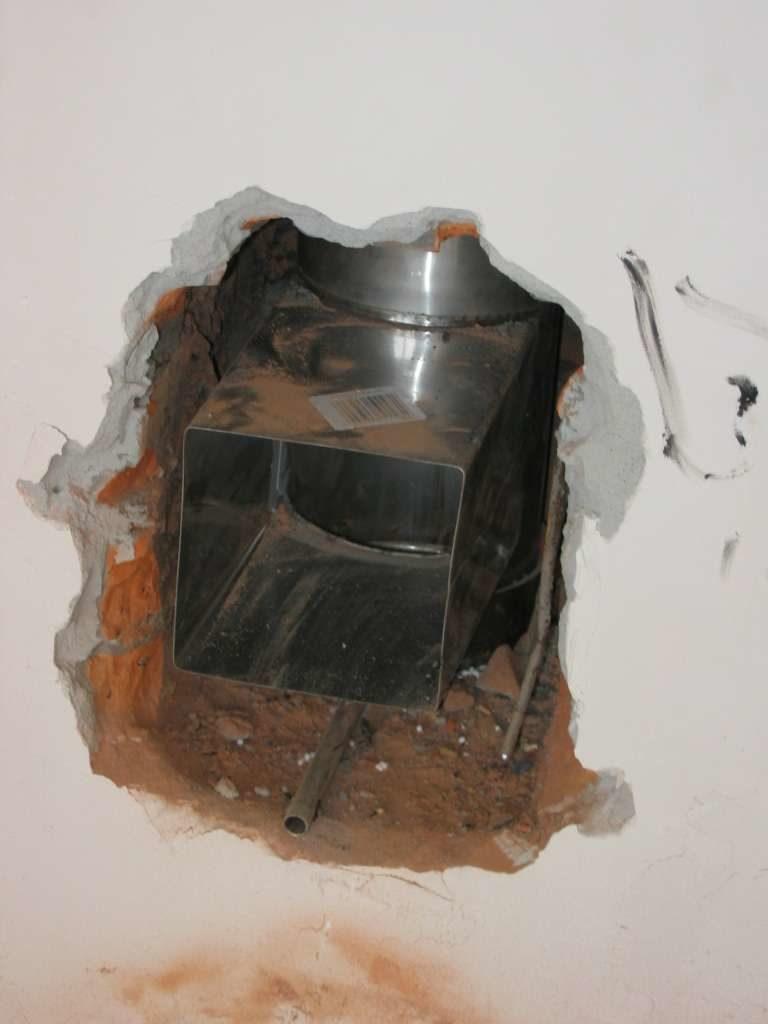 kominek wyczystka skraplacz