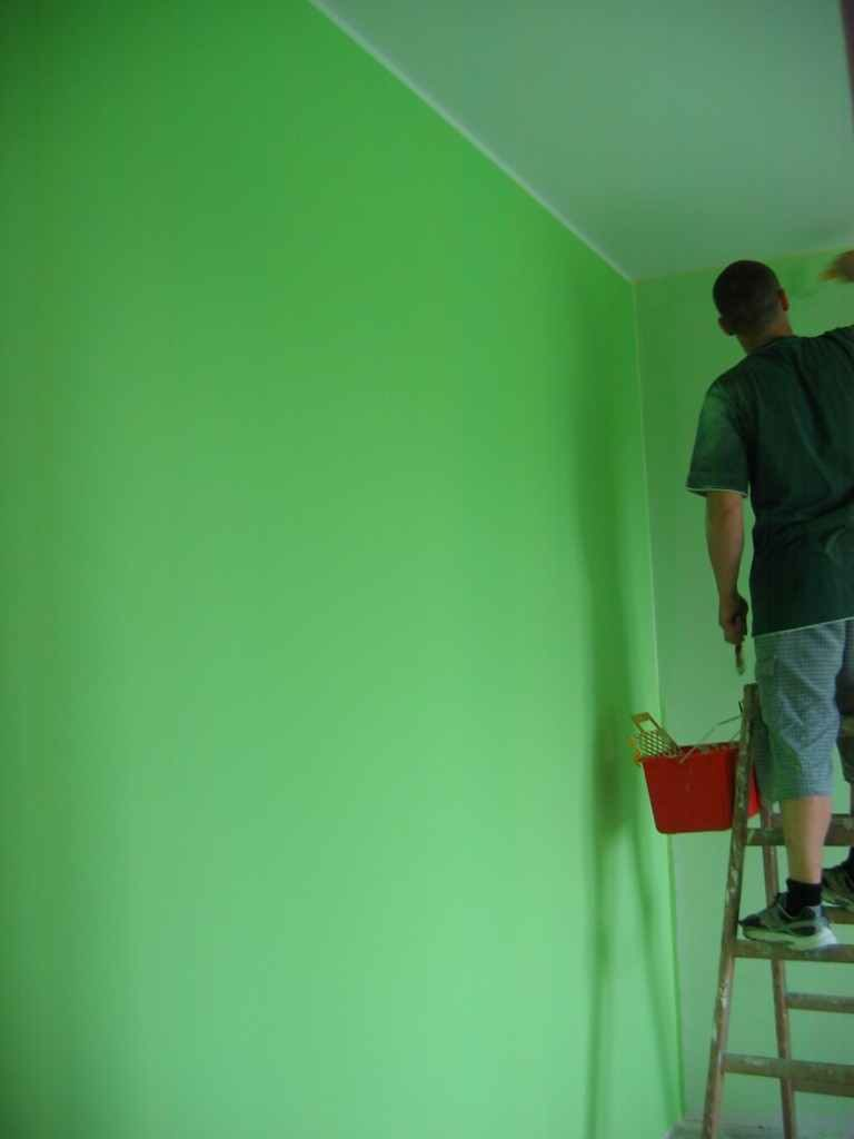 malowanie mieszkania oleba
