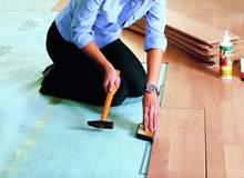 Panele podłogowe układanie montaż