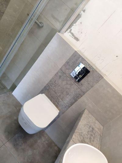 Mini łazienka dla gości