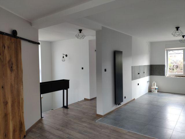 Duże mieszkanie przebudowa i remont