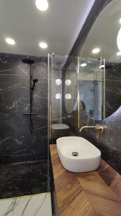 Łazienka light loft